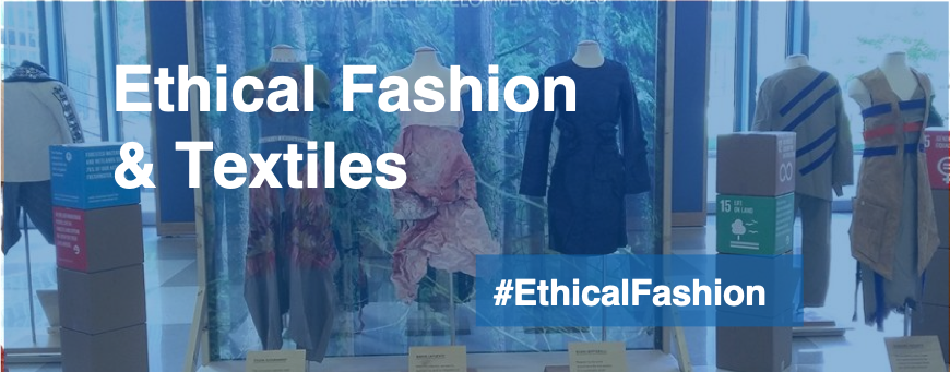 Ethical Fashion & Textiles - Home