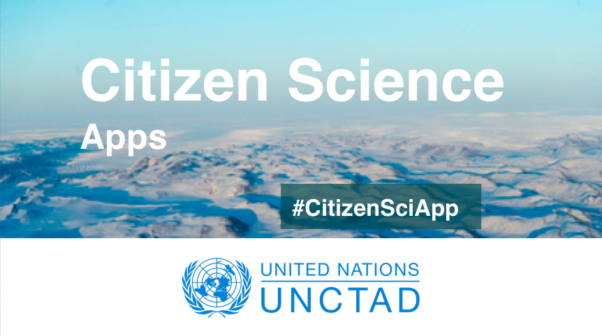 #CitizenSciApp Build a mobile app to empower citizen scientists in support of the Sustainable Development Goals - Home