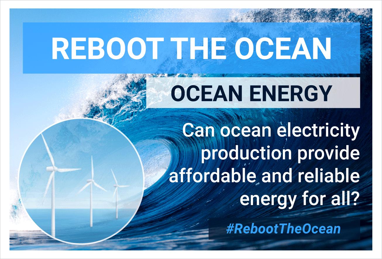 Ocean Energy - Home